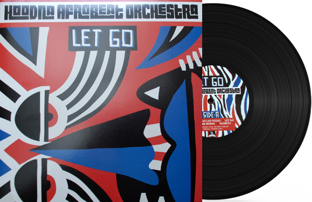 Let Go के द्वारा Hoodna Afrobeat Orchestra