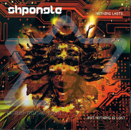 Nothing Lasts...But Nothing is Lost by Shpongle