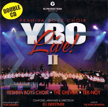 Yeshiva Boys Choir Live 2 - The Yeshiva Boys Choir