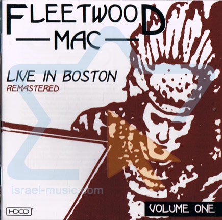 Live In Boston Vol. 1 के द्वारा Fleetwood Mac