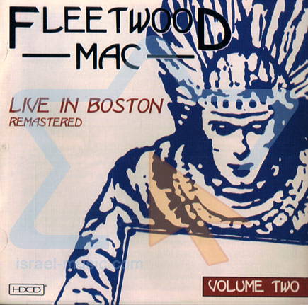 Live In Boston Vol. 2 के द्वारा Fleetwood Mac