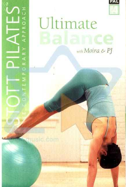Stott Pilates - Ultimate Balance Par Various