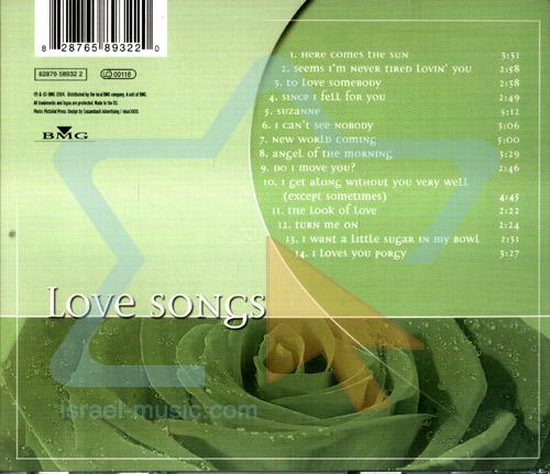 Love Songs by Nina Simone