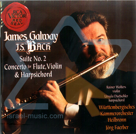 J.S. Bach - Suite No.2 by James Galway