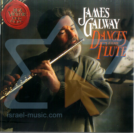 Dances for Flute Par James Galway