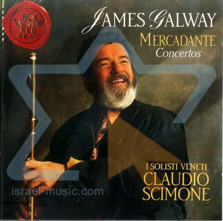 Mercadante - Concertos By James Galway