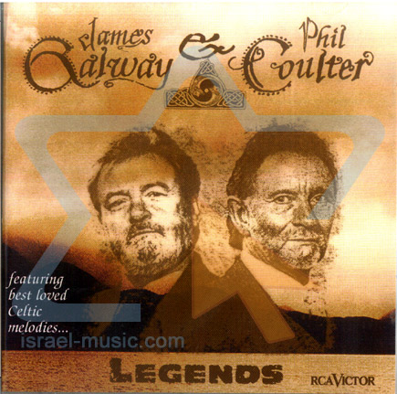 Legends by James Galway