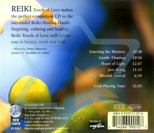 Reiki - Touch of Love by Anuvida