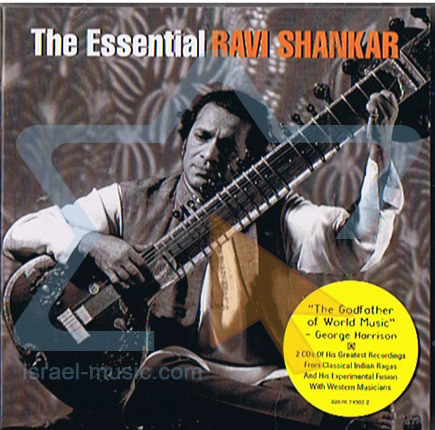 The Essential by Ravi Shankar