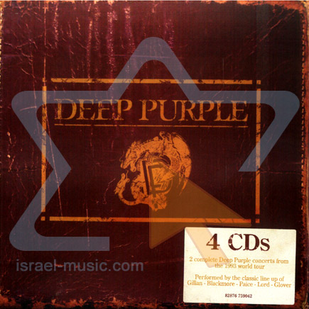 On Tour:MCMXCIII by Deep Purple