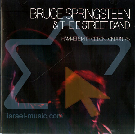 Hammersmith Odeon, London 75 by Bruce Springsteen