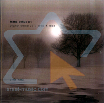 Schubert - Piano Sonatas 845 & 958 by Amir Katz