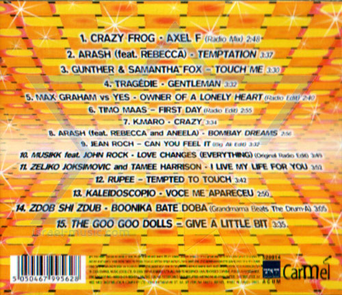 Crazy Summer 2005 by Various