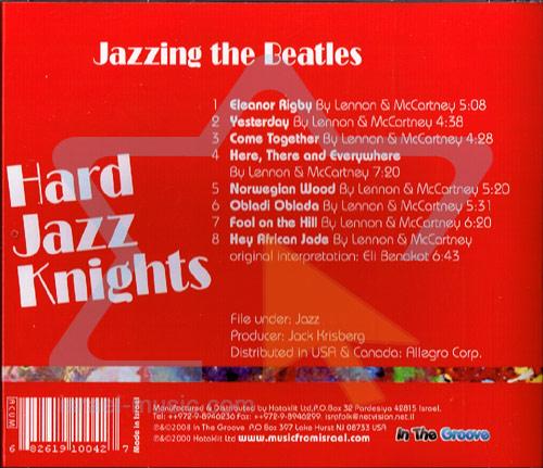 Jazzing The Beatles by Hard Jazz Knights
