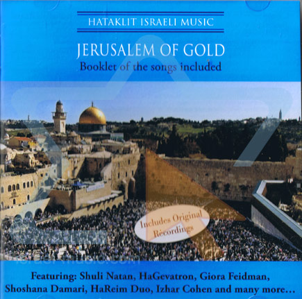 Jerusalem of Gold Por Various