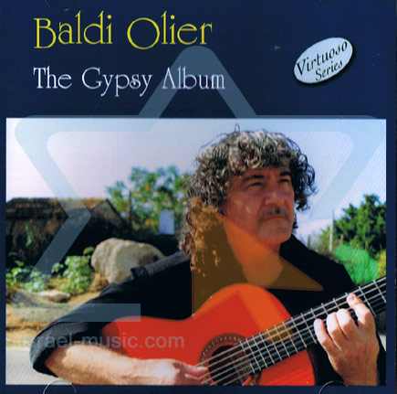 The Gypsy Album Par Baldi Ollier