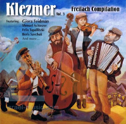 Klezmer Vol. 3 Di Various