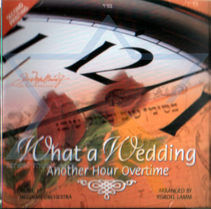What a Wedding! - Another Hour Overtime by The Neginah Orchestra
