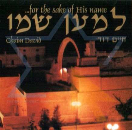 For the Sake of His Name... by Chaim Dovid