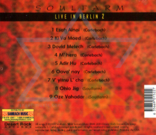 Live in Berlin 2 by Soulfarm