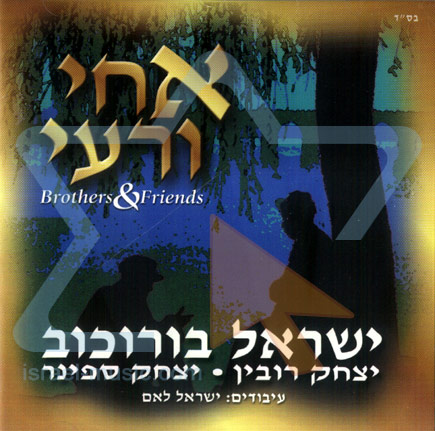 Brothers and Friends by Yisroel Lamm
