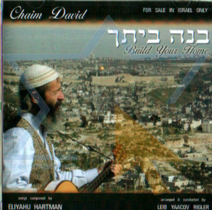 Build Your Home by Chaim Dovid