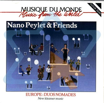Music from the World - Dous Wandering by Duo Peylet-Cuniot
