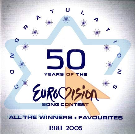 50 Years of the Eurovision Song Contest 1981-2005 Von Various