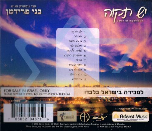 Dawn of Moshiach by Benny Friedman