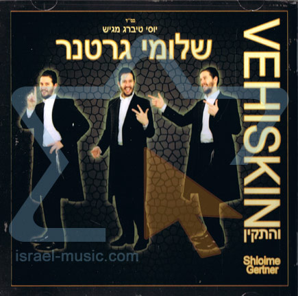 Ve'hiskin by Shloime Gertner