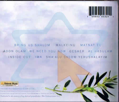 Shalom by Dovid Moskovits