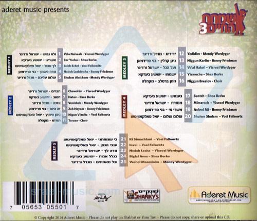 Simchat Ha'chaim 3 by Various