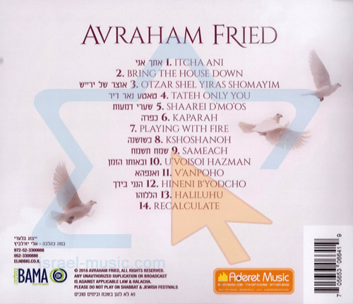 Bring the House Down by Avraham Fried