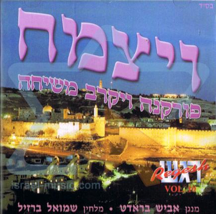 Regesh Vol. 10 by Shmuel Brazil