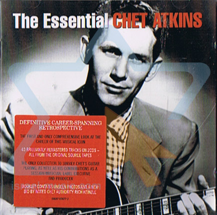 The Essential by Chet Atkins