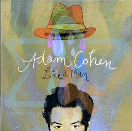 Like A Man by Adam Cohen