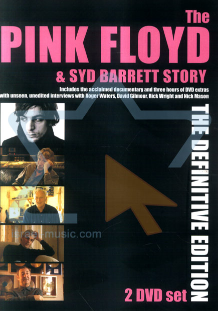 The Pink Floyd and Syd Barrett Story - The Definitive Edition by Pink Floyd