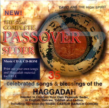 The Real Complete Passover Seder Por David and the High Spirit