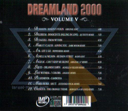 Dreamland (14) - Various