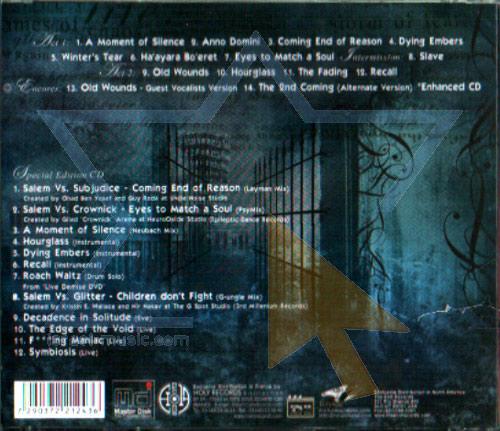 Strings Attached-Special Edition Par Salem