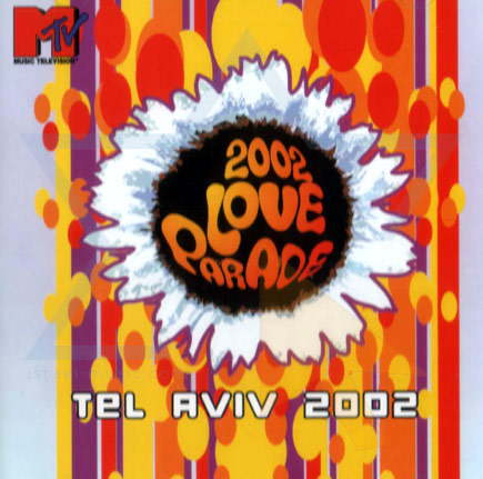 Tel Aviv Love Parade 2002 - Various