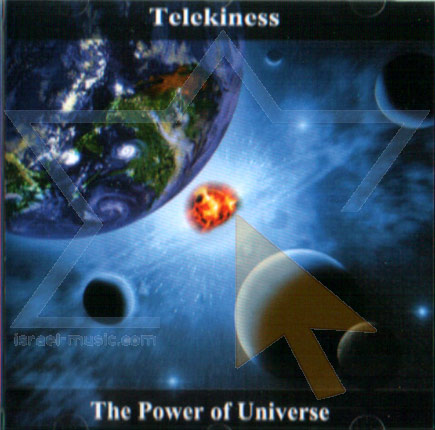 The Power of Universe by Telekiness