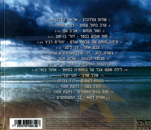 With My Back to the Sea by Meir Ariel