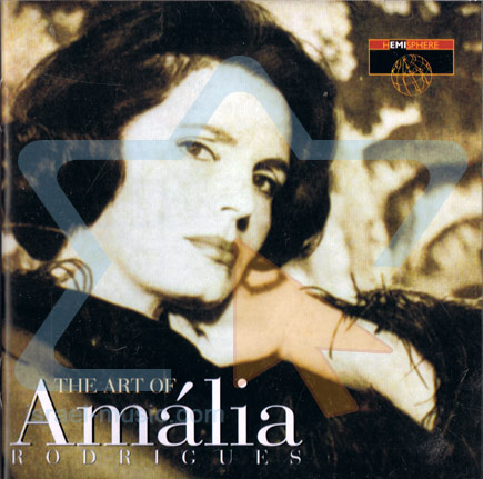 The Art of Amalia Rodrigues by Amalia Rodrigues
