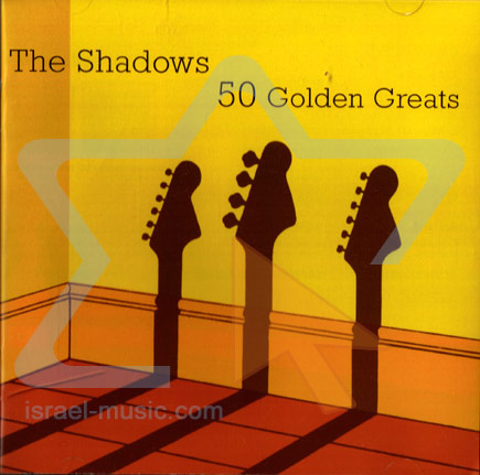 50 Golden Greats by The Shadows