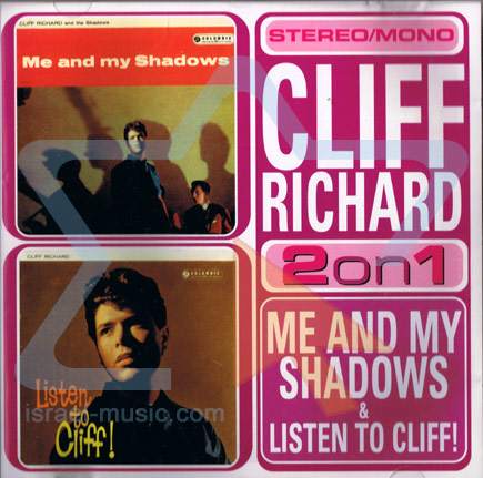 Me and My Shadows / Listen To Cliff by Cliff Richard