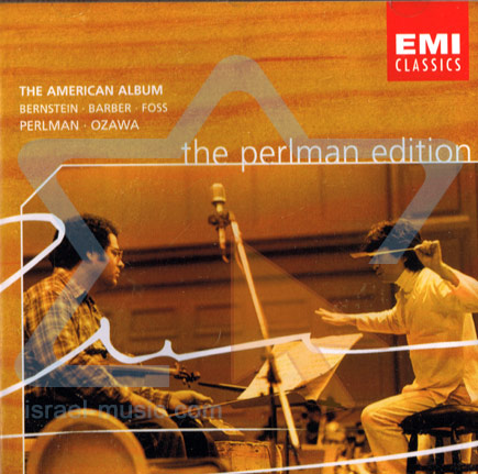 The Perlman Edition: The American Album by Itzhak Perlman