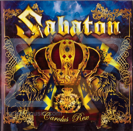 Carolus Rex Par Sabaton