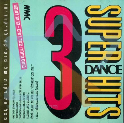 Super Dance Hits 3 لـ Various