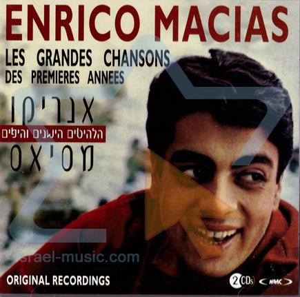 Les Grandes Chansons - Des Premiers Annees by Enrico Macias